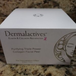 Dermalactives Skincare Collagen Facial Peel